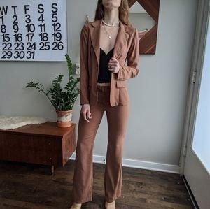 Vintage 80s/90s Unlined Pant Suit